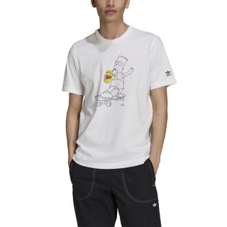 Adidas x The Simpsons SQUISHEE TEE