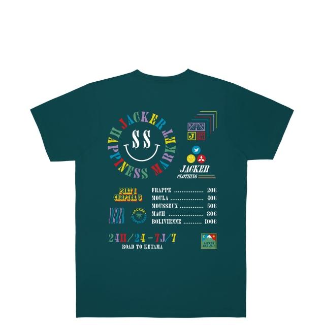 Jacker HAPPINES MARKET T-Shirt