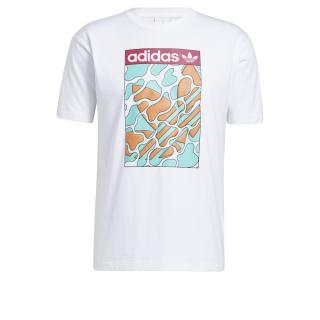 Adidas Summer Tongue Label T-Shirt