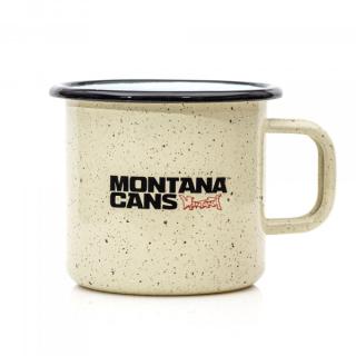 Montana Logo Enamel Cup 300ml