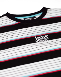 Jacker Retro Stripes T-Shirt