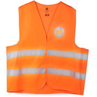 Molotow Warnweste orange