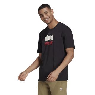 Adidas Adventure Logo Shirt