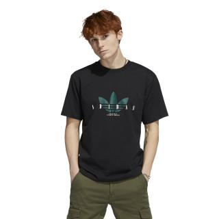 Adidas Trefoil Script Shirt