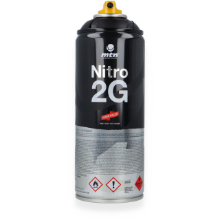 MTN NITRO 2G 400ml - schwarz