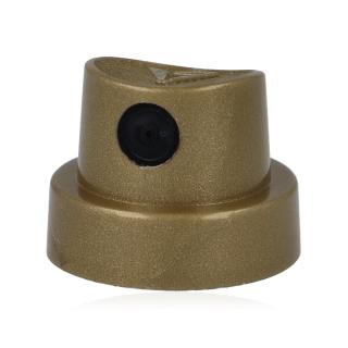 Fat Cap - gold/schwarz