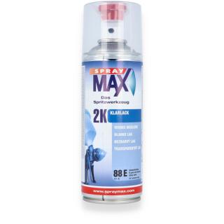 SprayMax 2K Klarlack glanz 400ml