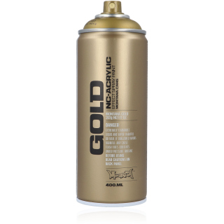 Montana GOLD 400ml - Metallic Colors