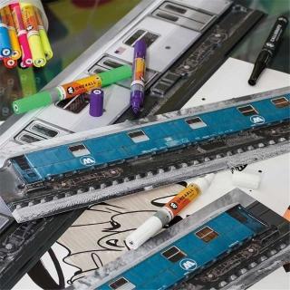 Molotow Relief-Train Molotow groß