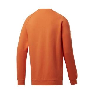 Reebok CL V Unisex Crew Orange