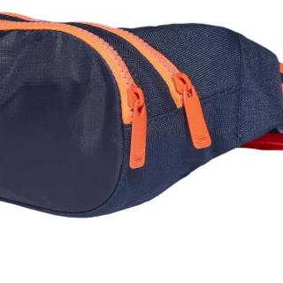 Adidas Sport Waistbag (blau/orange)