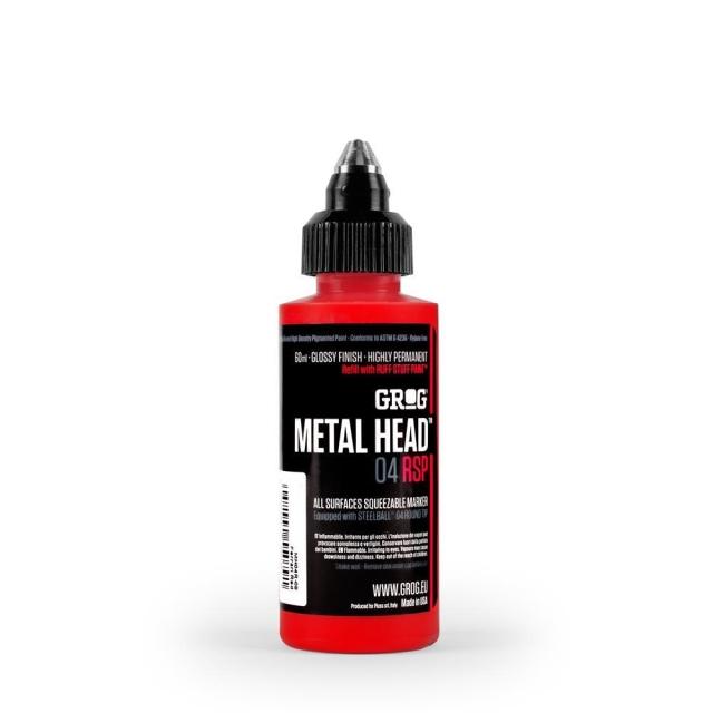 Grog METAL HEAD 04 Marker