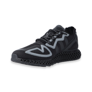 Adidas ZX 2K 4D (schwarz)